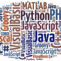 قائمة بأكثر 10 لغات برمجة رواجـًا.